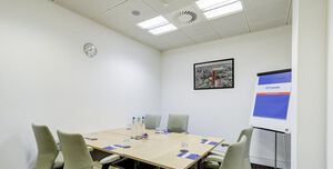 Cct Venues Plus-bank Street, Canary Wharf, Select G