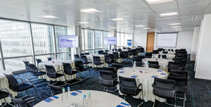 Cct Venues Plus-bank Street, Canary Wharf, Elite Suite