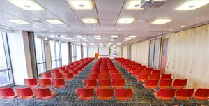 Cct Venues Plus-bank Street, Canary Wharf, Vista Suite