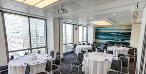 Cct Venues Plus-bank Street, Canary Wharf, Room 11 & 12