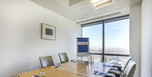 CCT Venues Plus-Bank Street, Canary Wharf, Boardroom 2