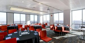 Cct Venues Plus-bank Street, Canary Wharf, Room 5