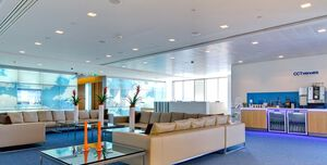 Cct Venues Plus-bank Street, Canary Wharf, Executive Lounge