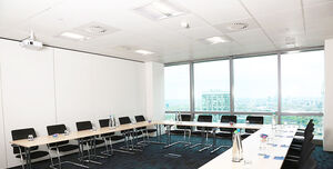 CCT Venues Plus-Bank Street, Canary Wharf, Elite 3