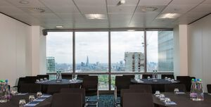 CCT Venues Plus-Bank Street, Canary Wharf, Elite 2