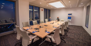 CCT Venues Plus-Bank Street, Canary Wharf, Room 3