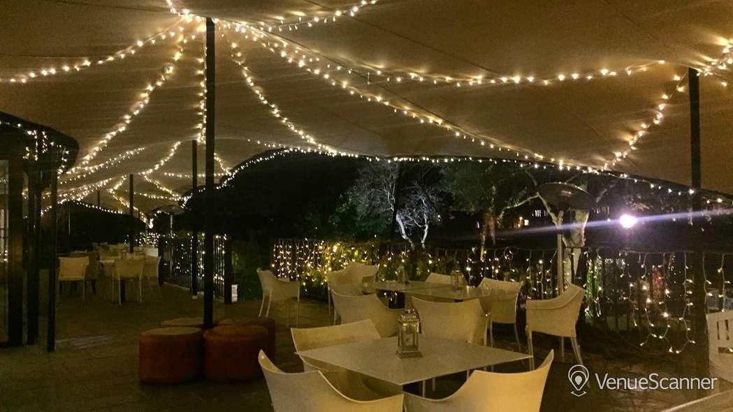 Hire Bingham Hotel Terrace & Garden