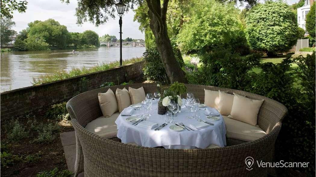 Hire Bingham Hotel Terrace & Garden 2