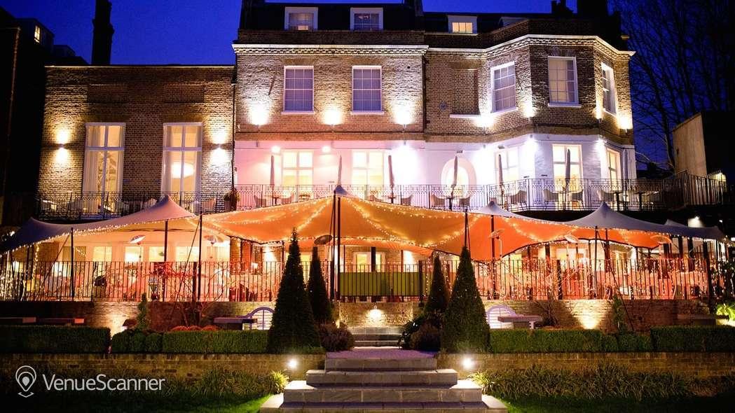 Hire Bingham Hotel Terrace & Garden 1