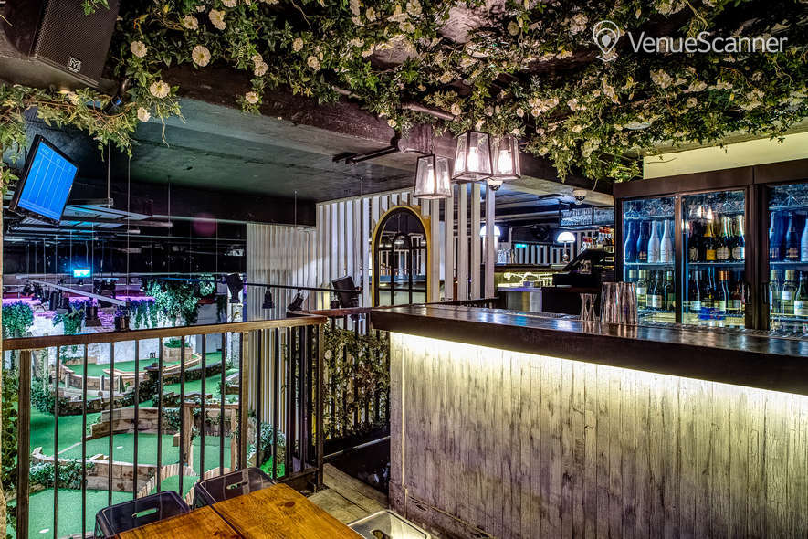 Hire Swingers City The Gin Terrace 1