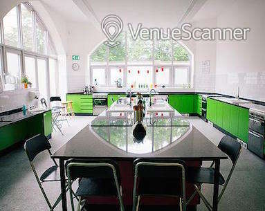 Hire Central Street Cookery School Commercial Kitchen 1