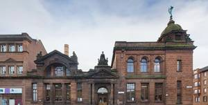 Parkhead Library, Library
