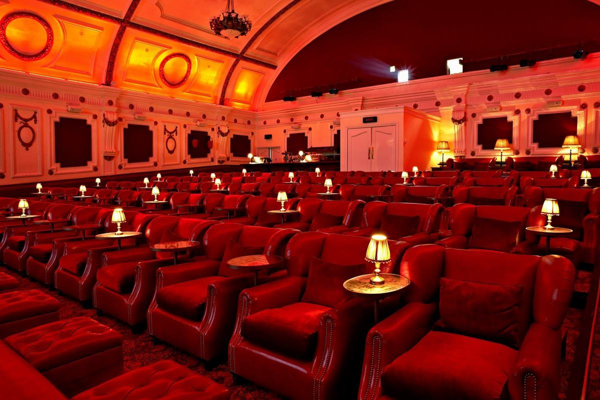 Hire The Electric Cinema Exclusive Hire Venuescanner