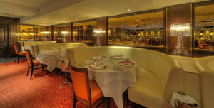 The Barracuda, Restaurant