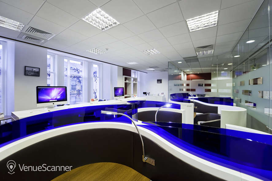 Hire Regus Glasgow Buchanan Street Kelvin