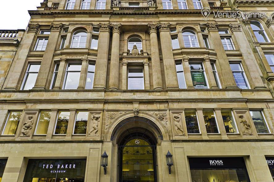 Hire Regus Glasgow Buchanan Street 1