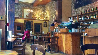 Saint Giles Cafe Bar, Dining Room