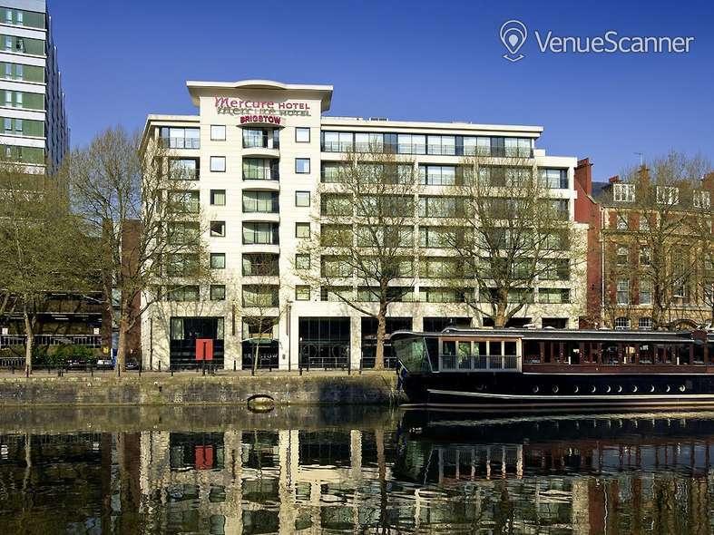 Hire Mercure Bristol Brigstow Hotel River Room 1 & 2 1