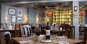 The March Hare, Brasserie