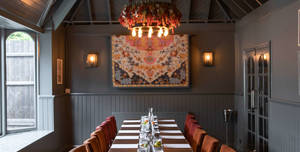 The Bear, Cobham, Private Dining Room