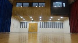 Dragon Hall, Main Hall