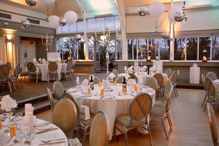 Hire Birmingham Botanical Gardens Terrace Suite 1