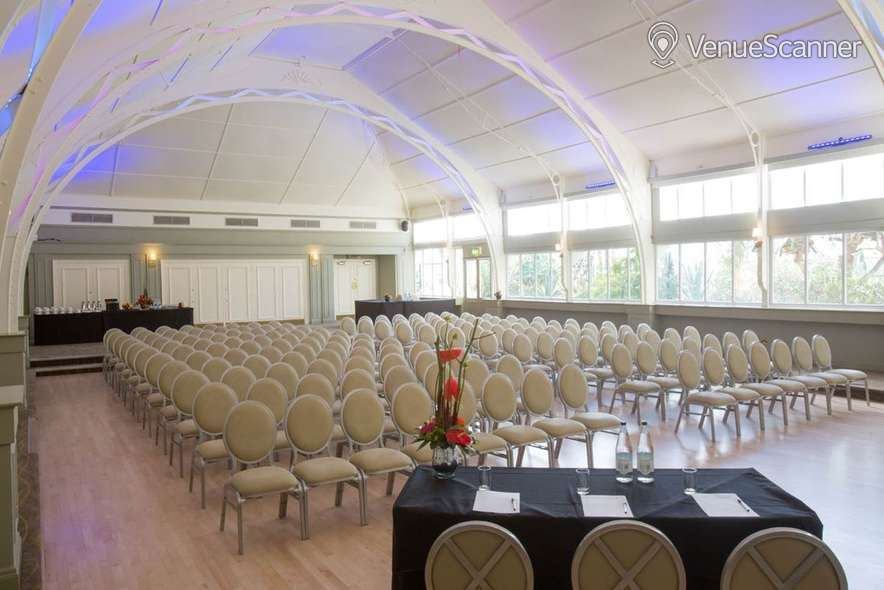Hire Birmingham Botanical Gardens Terrace Suite