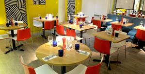 Pizzaexpress Charlotte St, Basement Dining Room