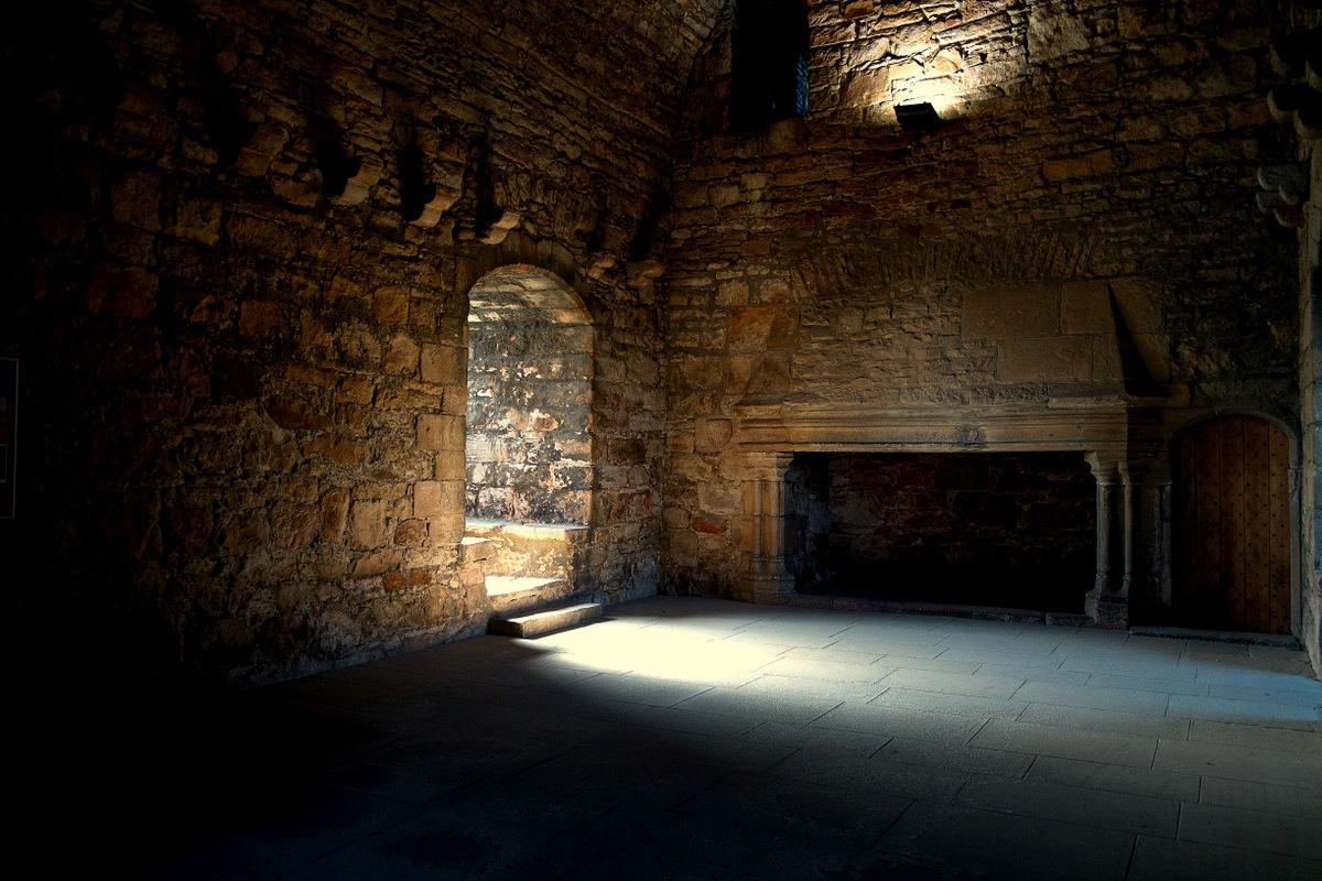 Craigmillar Castle Interior Venue Hire