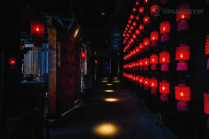 Hire Christmas At Hutong Exclusive Use    2