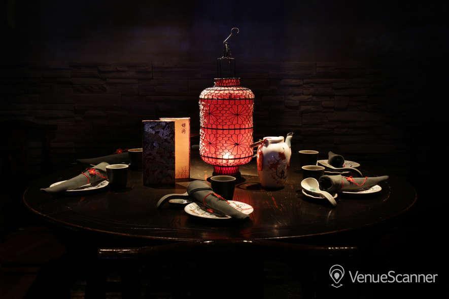 Hire Christmas At Hutong Exclusive Use