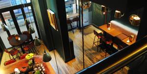 Flipside Cocktail Club, Mezzanine Level