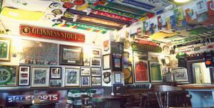 The Sheephaven Bay, Public Bar