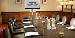London Marriott Hotel Maida Vale, Hamilton Boardroom