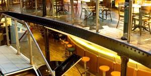 Pizzaexpress Wapping, Piano Bar