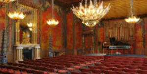Royal Pavilion, The Old Courtroom Theatre
