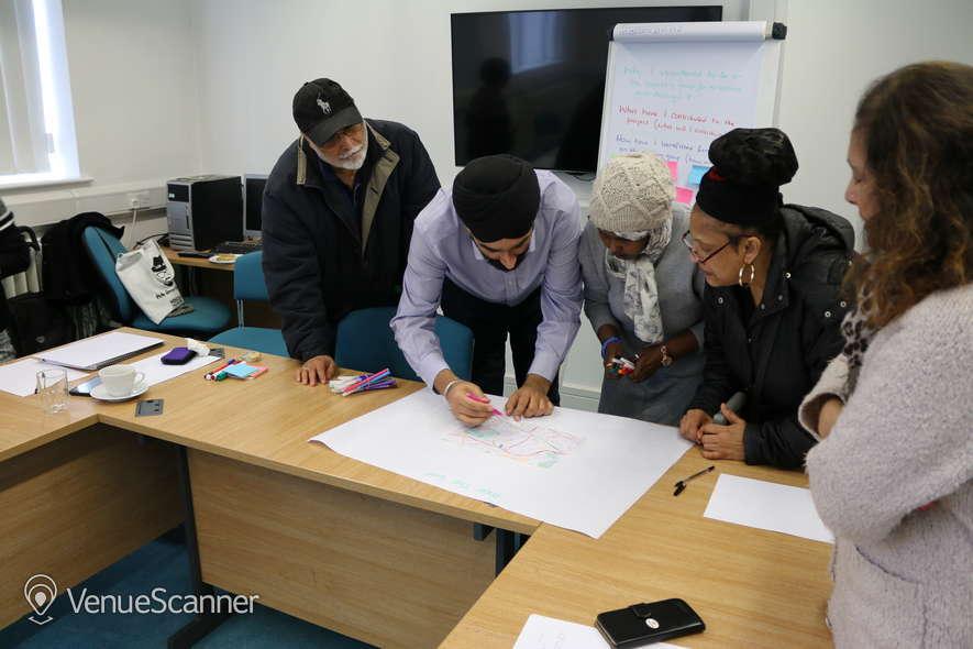 Hire Nishkam Centre Training Rooms