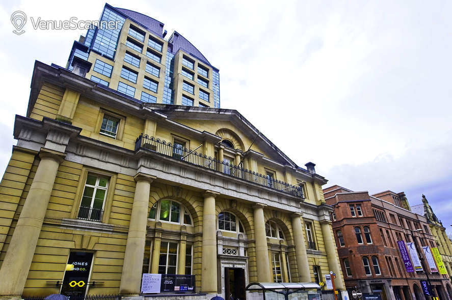 Hire Regus Manchester Pall Mall King Street Crompton / Hargreaves 2
