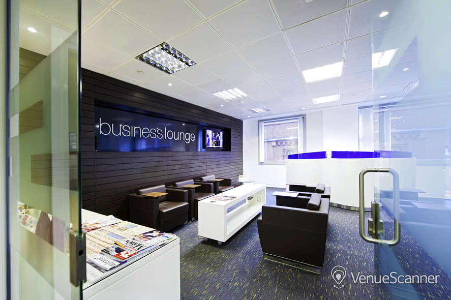 Hire Regus Manchester Pall Mall King Street Crompton / Hargreaves 4