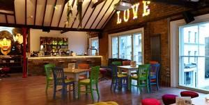The Jam Tree Chelsea, The Loft Bar
