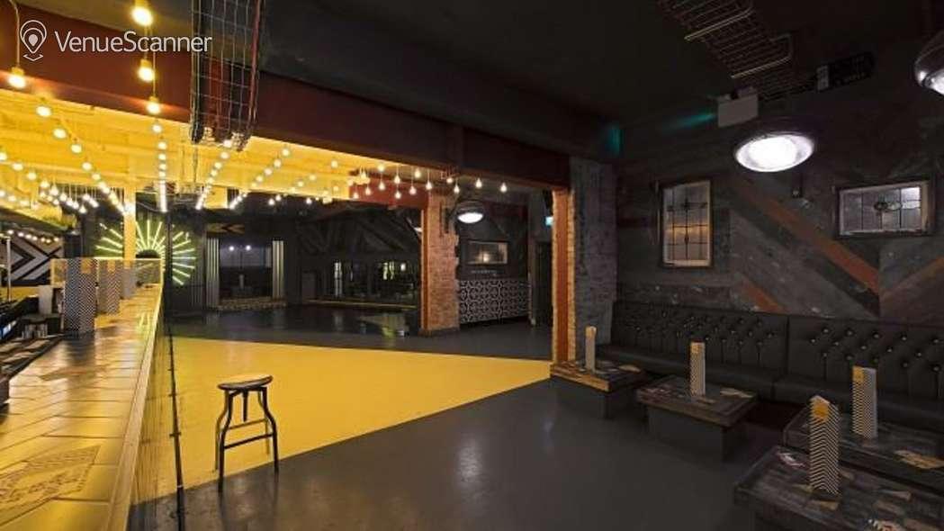 Hire Matchbox VIP Area 2