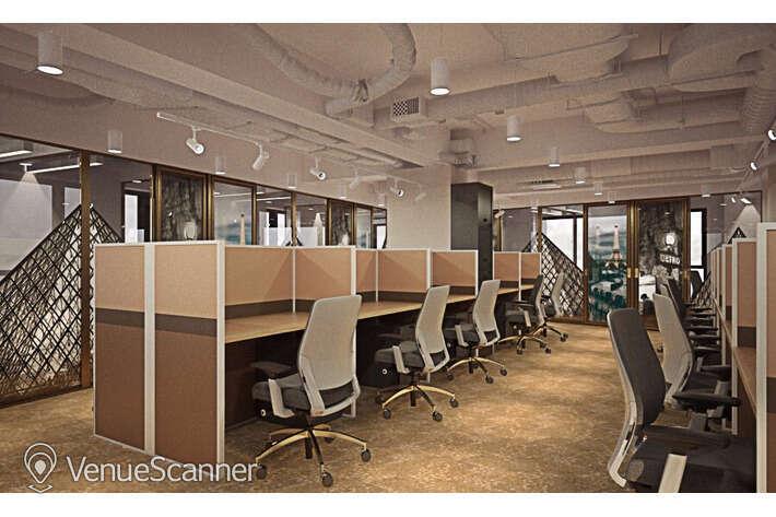 Hire Metropolitan Workspace Dedicated Desk 2