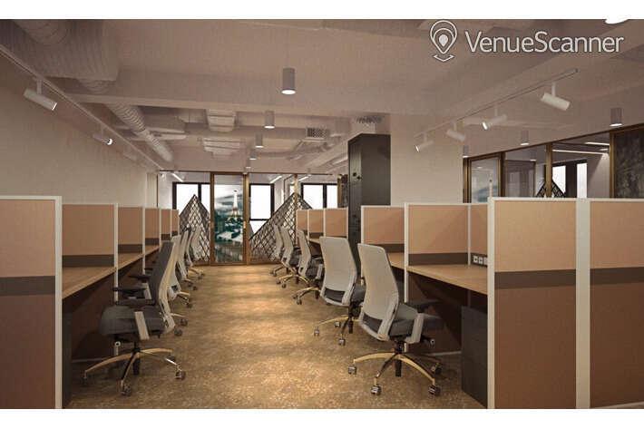 Hire Metropolitan Workspace Dedicated Desk 1