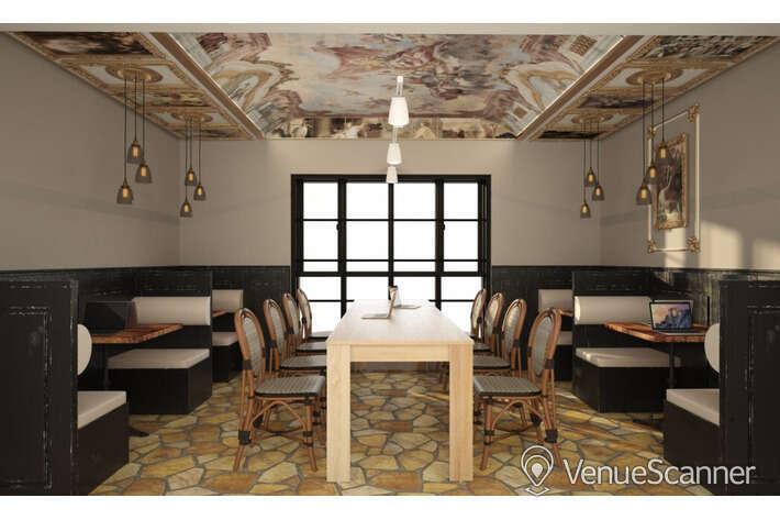 Hire Metropolitan Workspace Dedicated Desk 5