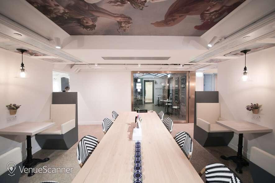 Hire Metropolitan Workspace Dedicated Desk 3