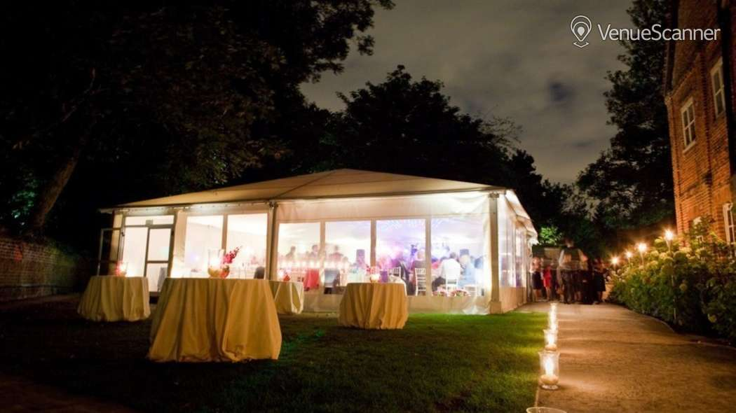 Hire Fulham Palace The Chaplins Garden Marquee