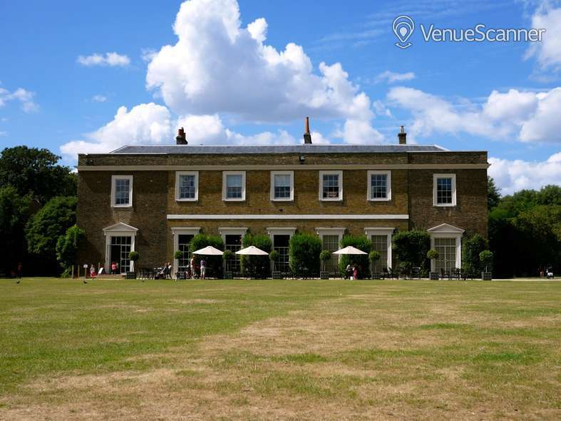 Hire Fulham Palace The Chaplins Garden Marquee 2