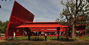 Serpentine Galleries, Serpentine Gallery Pavilion