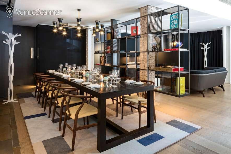 Hire Radisson Blu Edwardian, Mercer Street Private Room 4 8