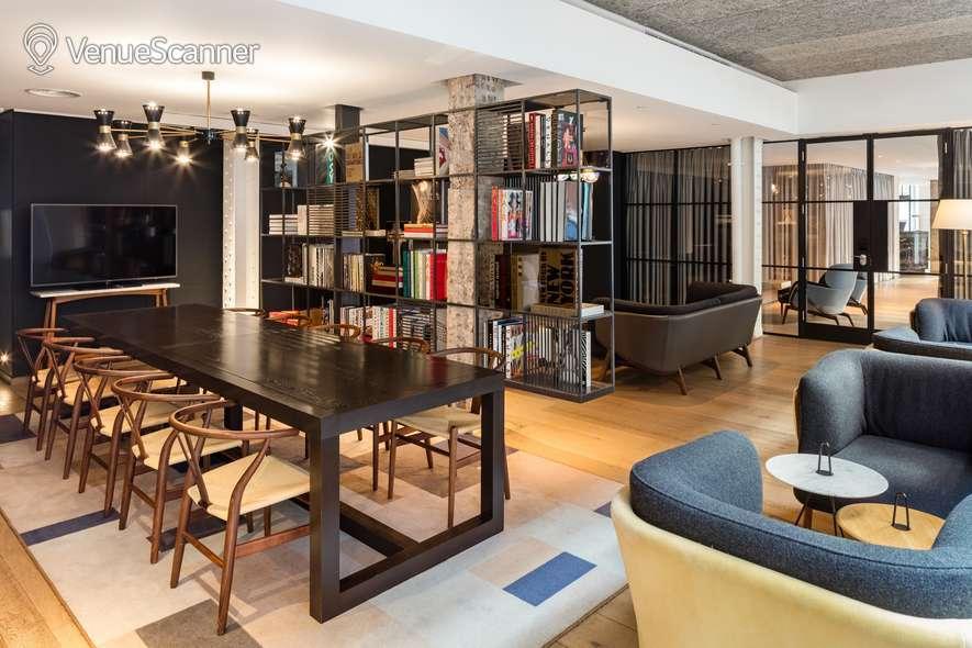 Hire Radisson Blu Edwardian, Mercer Street Private Room 4 7